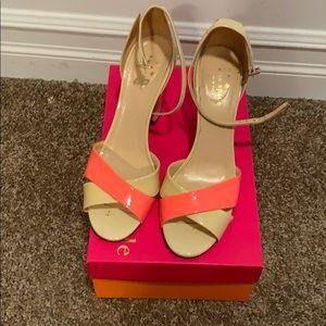 Lovely Kate Spade heeled sandals